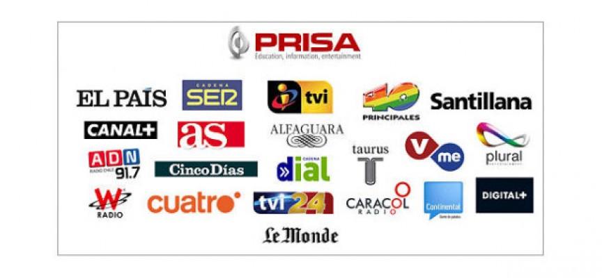 Trabajar para el Grupo PRISA, presente en 22 países!