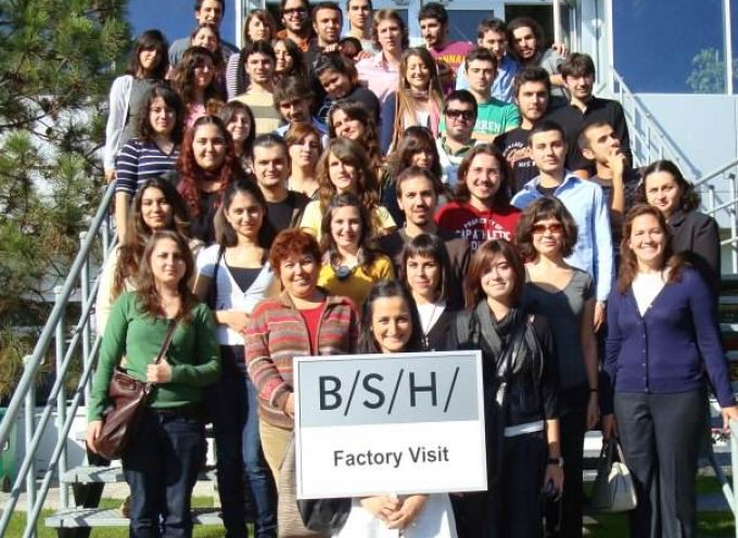 Ofertas de empleo y prácticas en los centros operativos del grupo BSH.