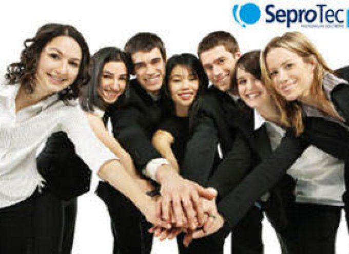 Trabaja en SeproTec