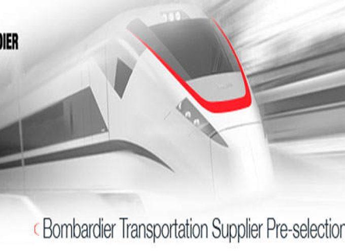 Bombardier Transportation generará 80 empleos en Getafe.