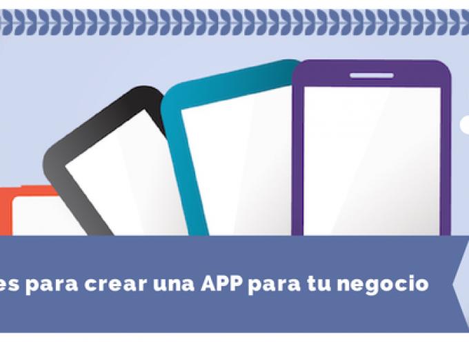 4 razones por las que debes crear una App para tu negocio