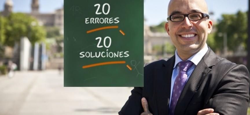 20 errores y 20 soluciones para emprendedores primerizos