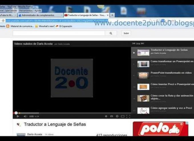 DOCENTE 2PUNTO0 – Centro de recursos web para docentes