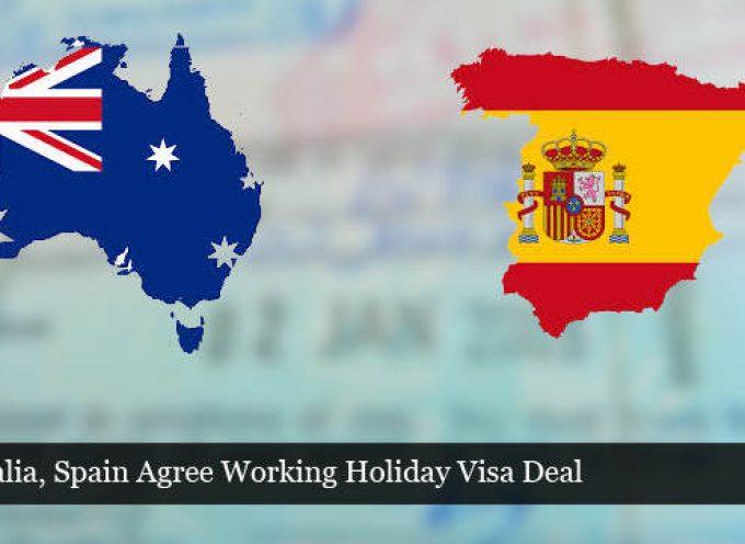 500 jóvenes españoles podrán estudiar y trabajar en Australia por un periodo de un año.