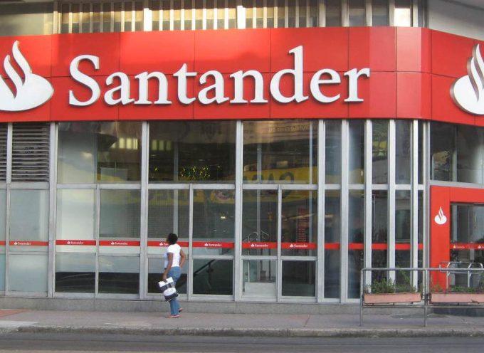 100 vacantes para realizar prácticas en el Banco Santander