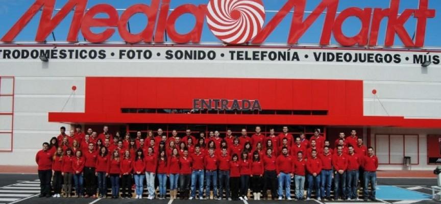 Media Markt busca 120 empleados para Nueva tienda en Madrid