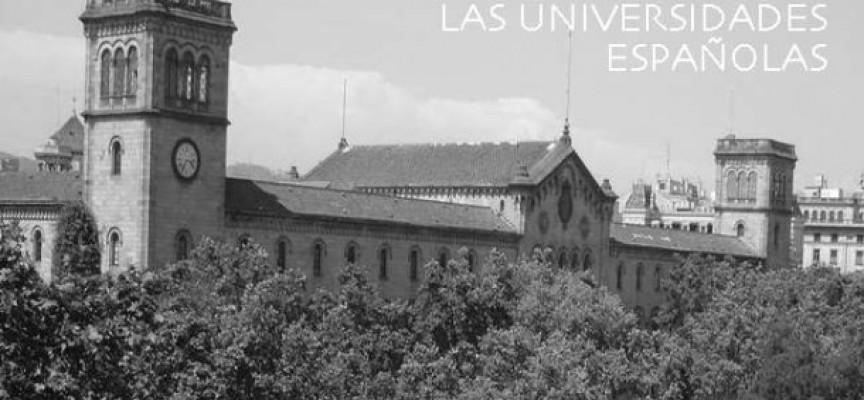 Buscar Empleo a través de las Universidades de España