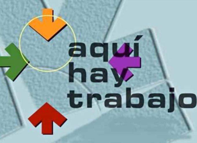 """""""Aquí hay trabajo"""" arranca  nueva temporada en La 2 con más de 1.000 ofertas de empleo"""