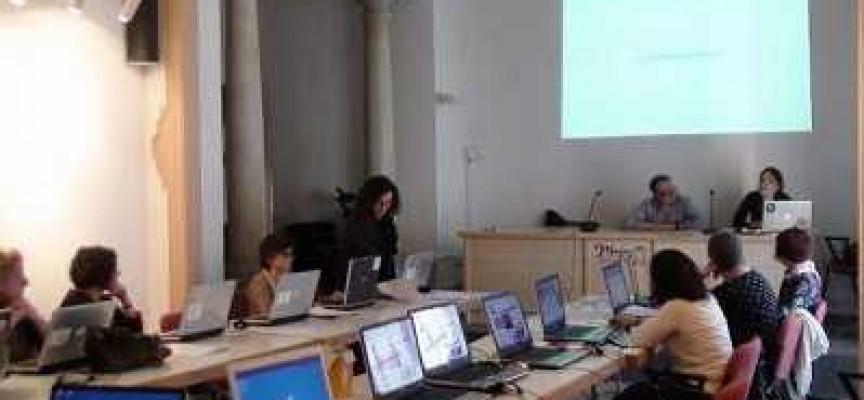 Taller Online Redes Sociales y Profesionales. 2014