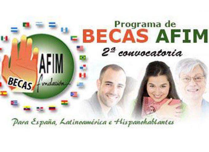 Fundación AFIM abre una nueva convocatoria de becas para cursos