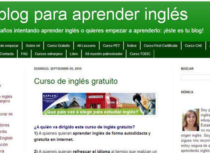 Los mejores blogs para aprender inglés