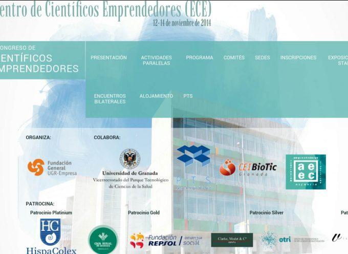 II CONGRESO DE CIENTIFICO EMPRENDEDORES – GRANADA
