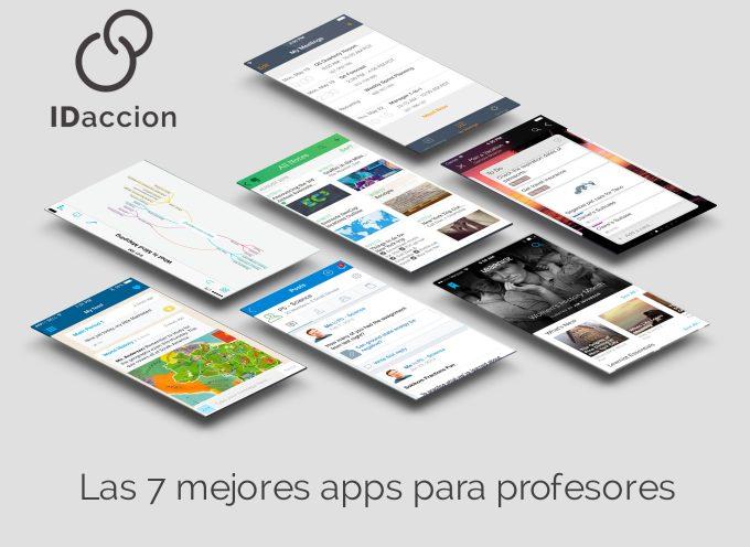 Las 7 mejores apps para profesores