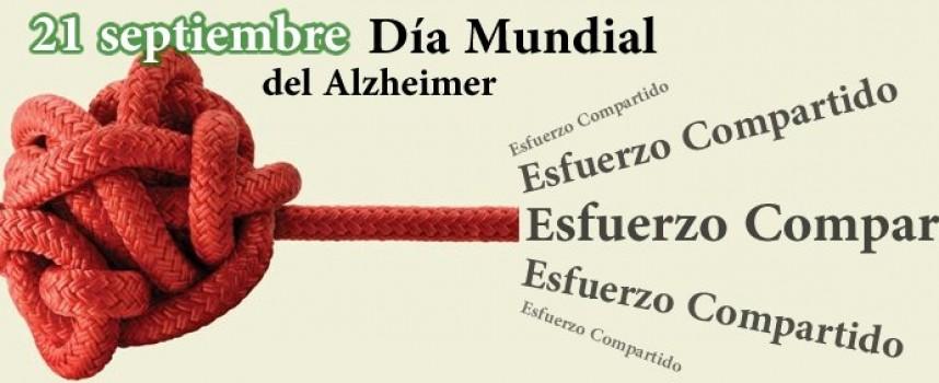 Hoy 21 de septiembre 2014 – DÍA MUNDIAL DEL ALZHEIMER