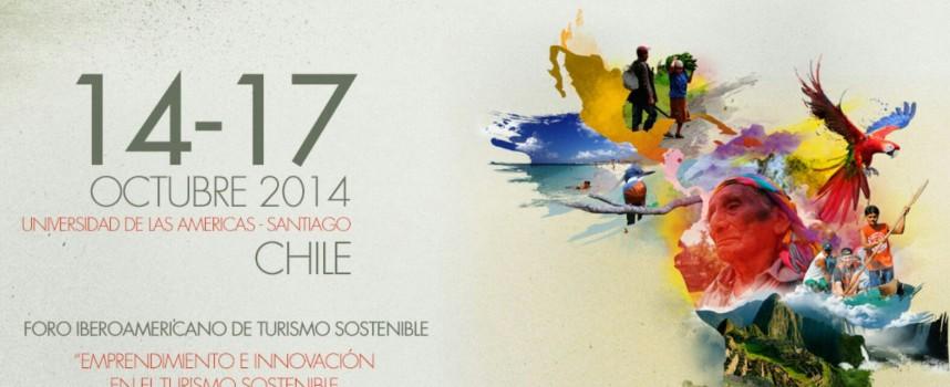 Foro Iberoamericano de Turismo Sostenible – Santiago de Chile – OCTUBRE