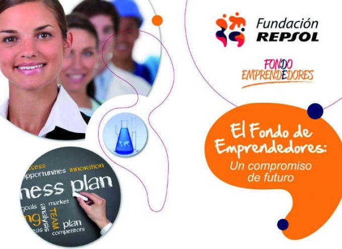 Abierto el plazo de inscripción para la 4ª convocatoria del Fondo de Emprendedores – REPSOL (Al 15 de noviembre)
