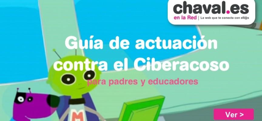 Guía de actuación contra el Ciberacoso para padres y educadores
