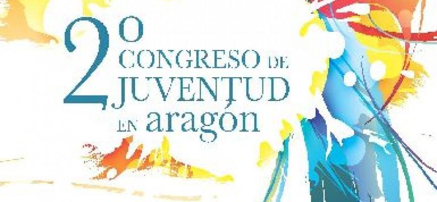 Programa del II Congreso gratuito de la Juventud en Aragón el 1 y 2 de octubre