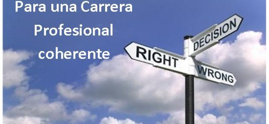 10 Tips para planificar una carrera profesional coherente