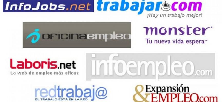Básico de portales de internet para ofertas y Empresas de Trabajo Temporal.