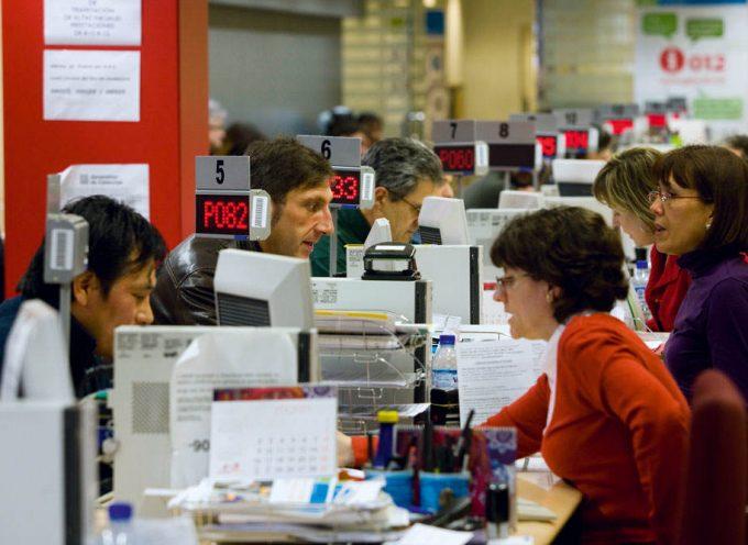 Cada trabajador del antiguo INEM se ocupa de una media de 269 parados, la segunda cifra más alta de Europa
