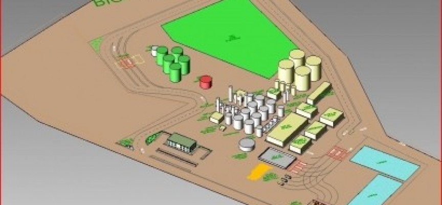 La biorrefinería de Barcial del Barco creará 1.000 empleos