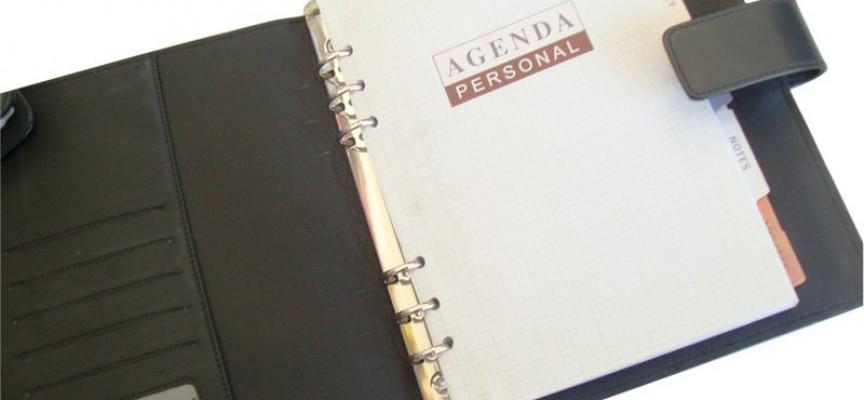 La agenda de búsqueda de empleo. Imprescindible para tu éxito.