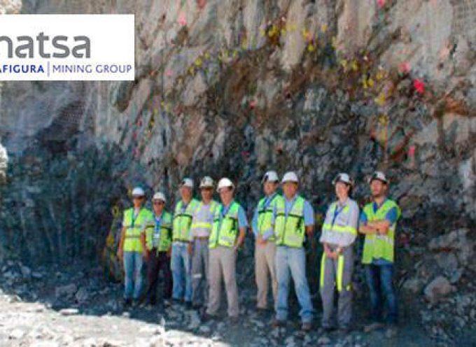 Matsa inaugura la mina Magdalena que creará 150 puestos de trabajo en Huelva