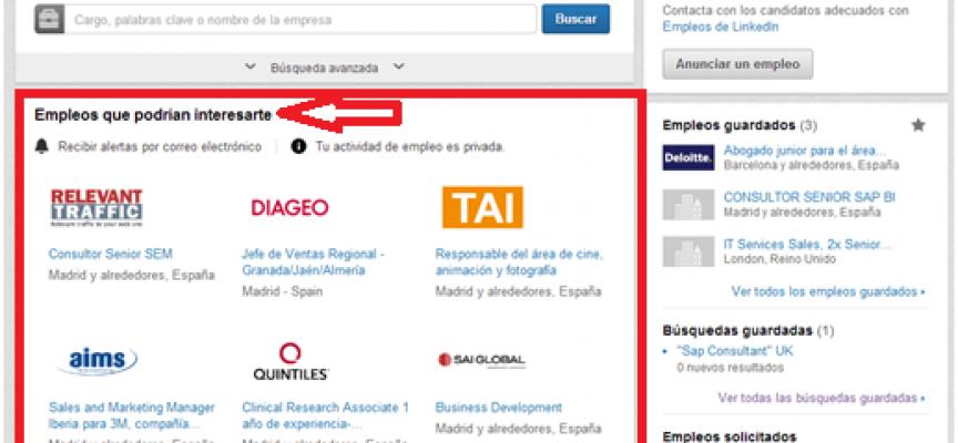 Linkedin: cómo buscar empleo en otros países y ciudades