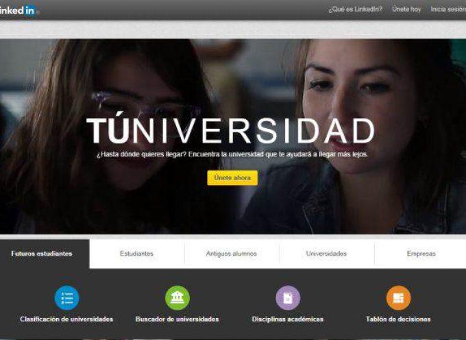 LinkedIn lanza tres nuevas herramientas para que futuros estudiantes puedan tomar mejores decisiones