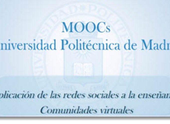 Curso online y gratuito sobre las redes sociales en la enseñanza