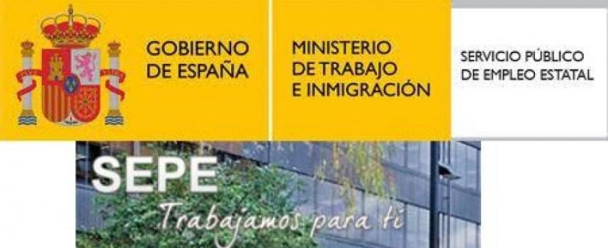 El SEPE abre una nueva forma de consultar tus prestaciones por desempleo