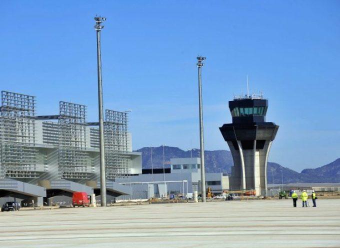 El Aeropuerto de Murcia creará más de 5.500 puestos de trabajo a la Región