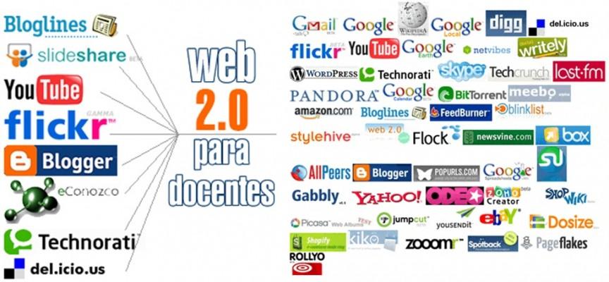 Web 2.0 – enseñanza | CATÁLOGOS DE HERRAMIENTAS – GITE
