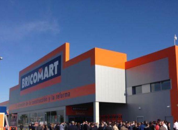 Bricomartdispone de más de 77 ofertas de trabajo en varias localidades