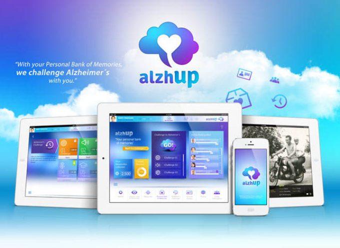 AlzhUp, una 'app' para combatir el Alzheimer que busca financiarse