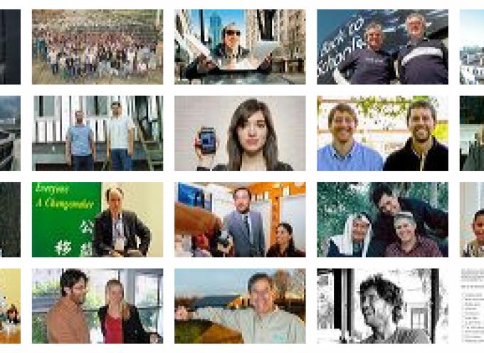 25 emprendedores sociales: toma nota