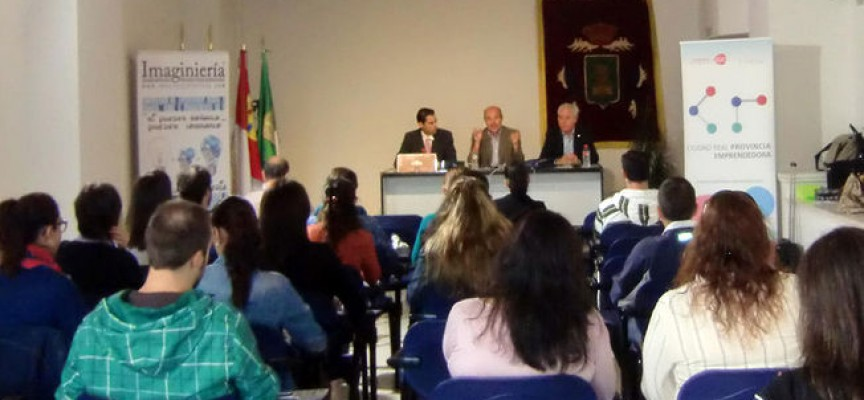 Diputación de Ciudad Real y AJE buscan emprendedores para ayudarles a crear sus empresas