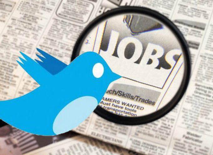 Las mejores cuentas de Twitter para encontrar trabajo
