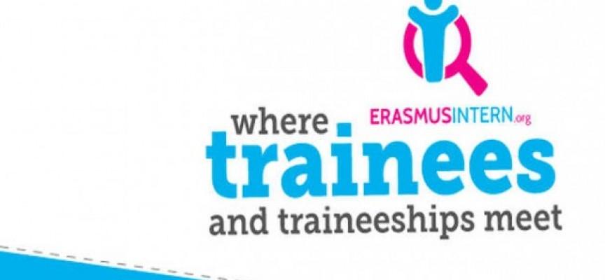 Portal web para buscar prácticas profesionales en el extranjero