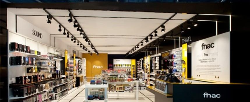 Fnac abrirá nueva tienda en el centro comercial Rio Shopping.