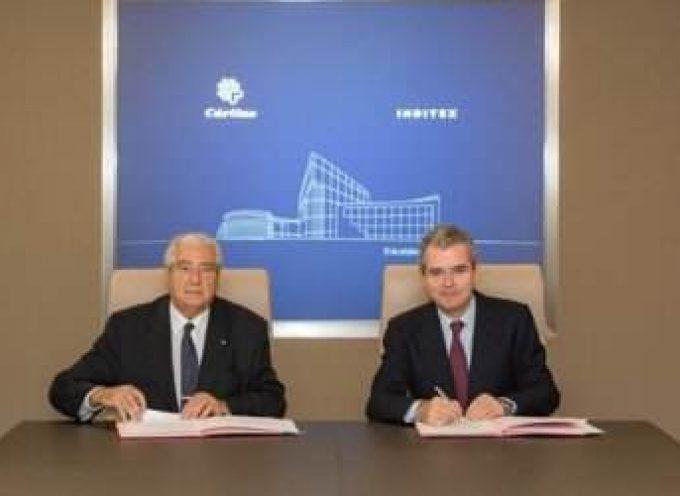 Acuerdo entre Inditex y Cáritas para emplear a personas en riesgo de exclusión en España