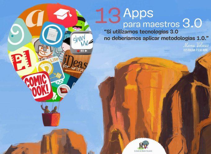 13 APPS PARA MAESTROS 3.0