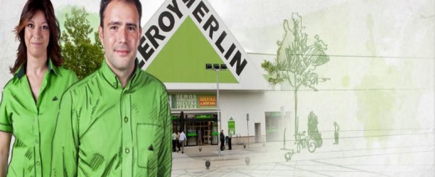 Leroy Merlin crea 39 empleos directos con una nueva apertura en Aranjuez (Madrid)