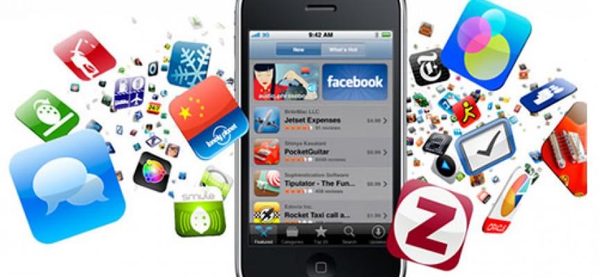 Uso de aplicaciones móviles para buscar trabajo