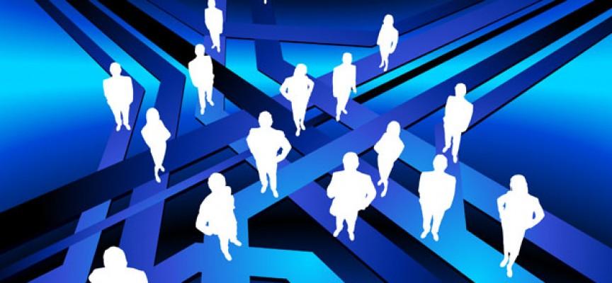 Encuentra empleo haciendo networking