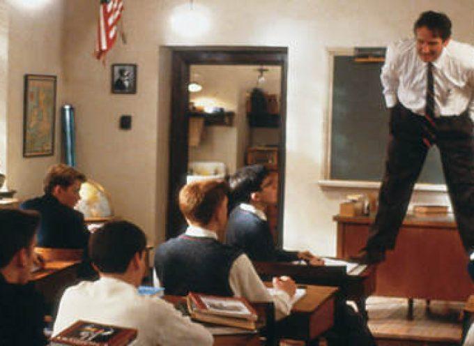 Las 89 películas sobre educación preferidas de los profesores