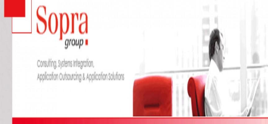 Ofertas de empleo para informáticos de distintas especialidades en Sopra Group