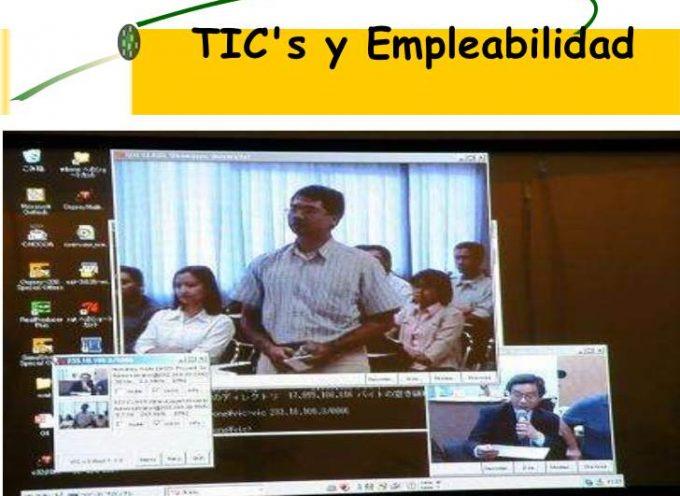 EMPLEABILIDAD Y TIC