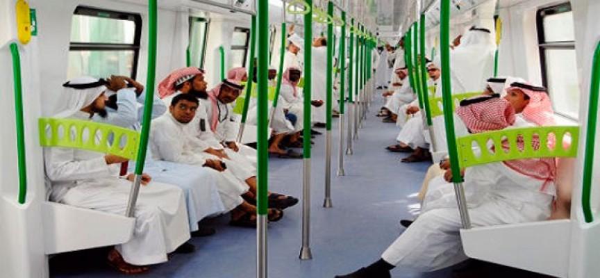 FCC cubrirá 186 puestos de trabajo para la construcción de tres lineas de metro en Arabia Saudí